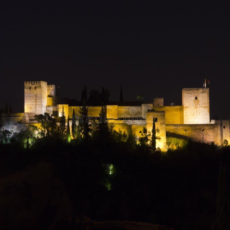 Download Torre DE La 's Nachts Vela. Stock Foto - Afbeelding bestaande uit verlichting, monument: 29506518