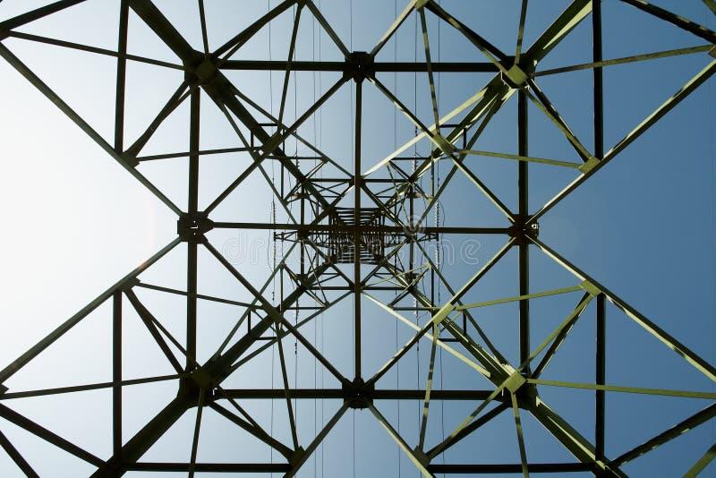 Torre de la transmisión imagen de archivo