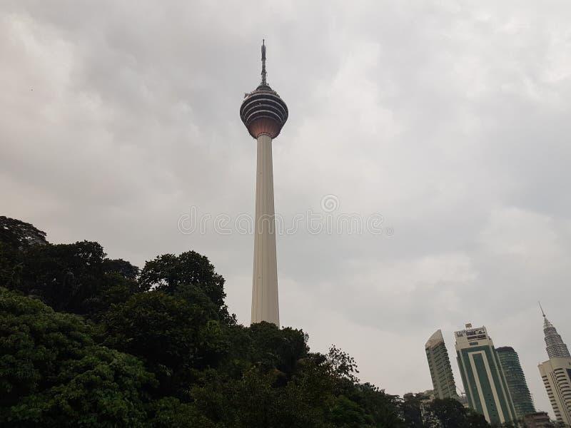 Torre de la TV fotos de archivo