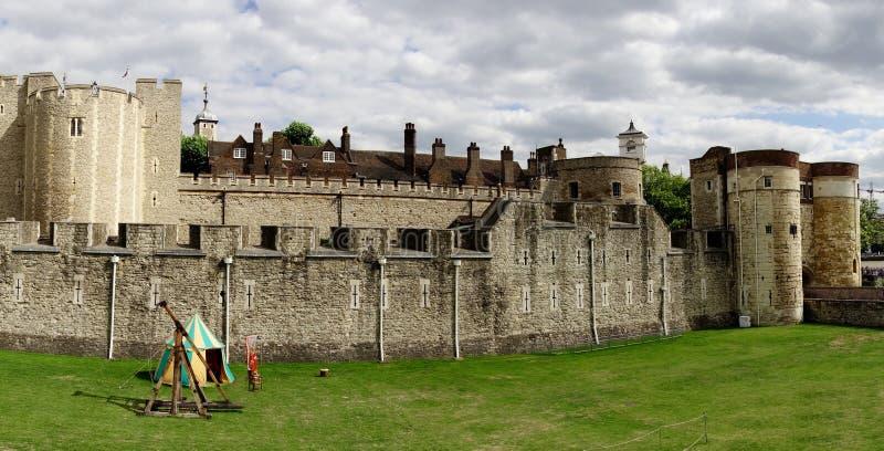 Torre de Londres. fotografía de archivo