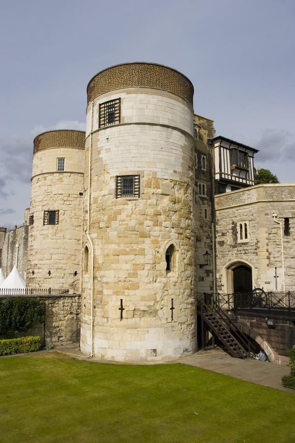 Torre de Londres, Inglaterra imagens de stock