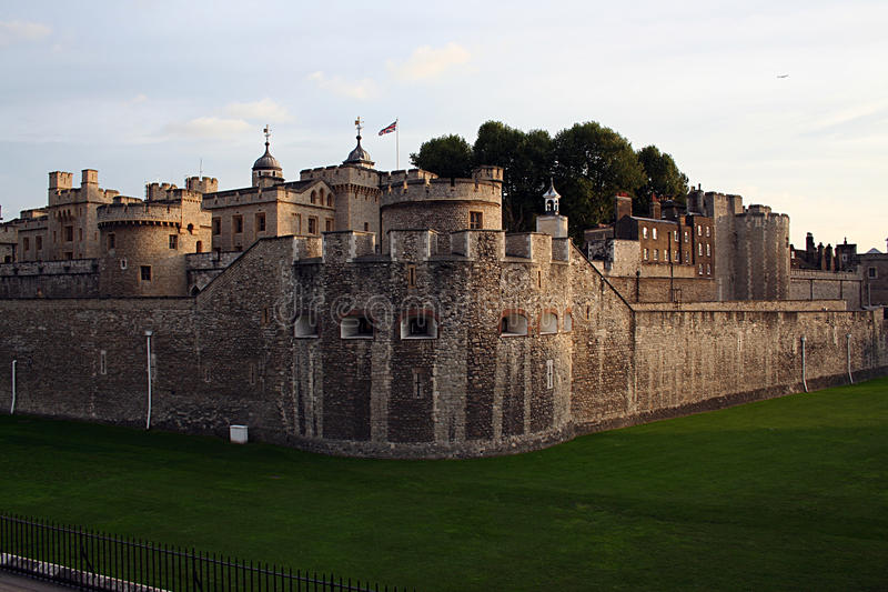 Torre de Londres, Reino Unido imagem de stock royalty free