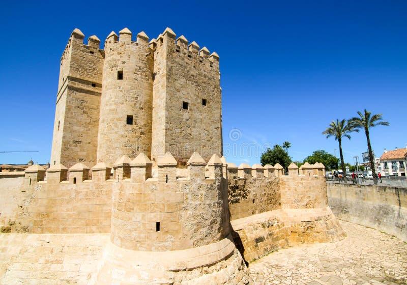 Torre de los angeles Calahorra zdjęcie royalty free