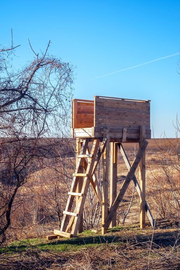 Torre de los cazadores foto de archivo libre de regalías