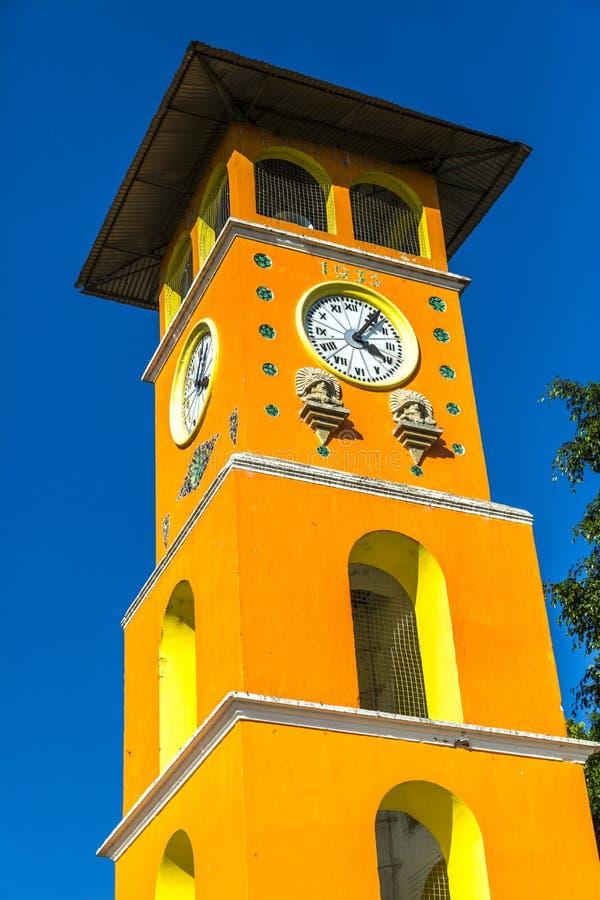 Torre de México Bell foto de stock