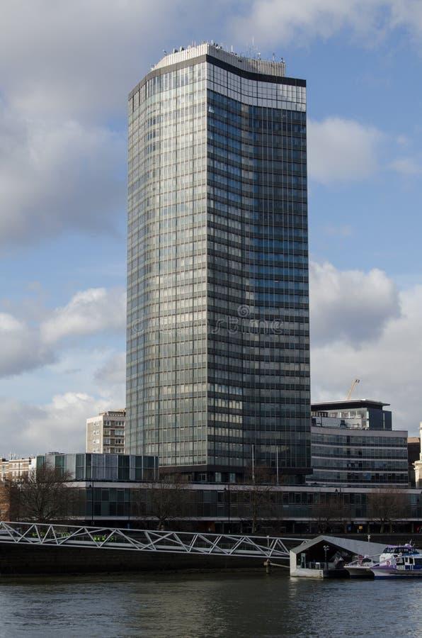 Torre De Millbank, Westminster Imagem de Stock Royalty Free