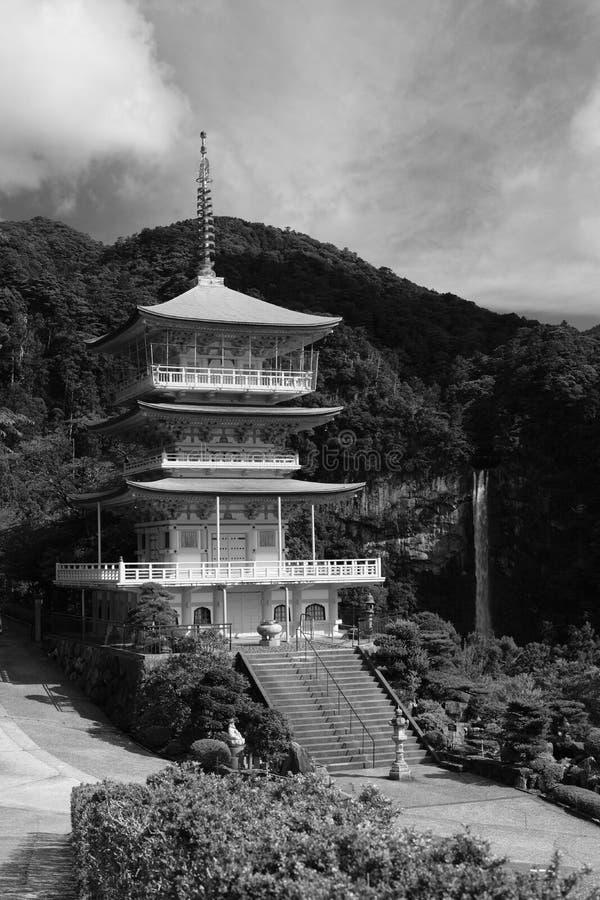 Torre de Nachi Taisha fotos de archivo