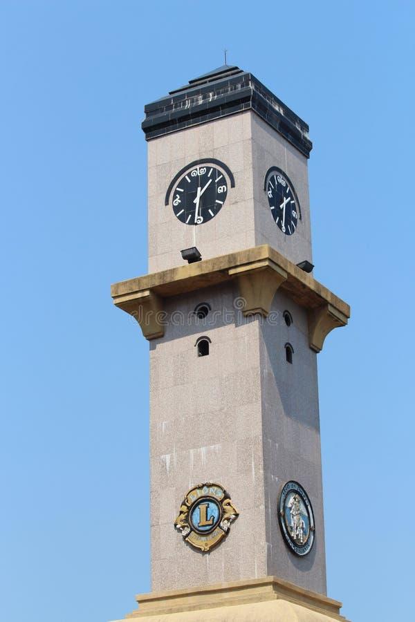 Torre de Pattaya foto de stock