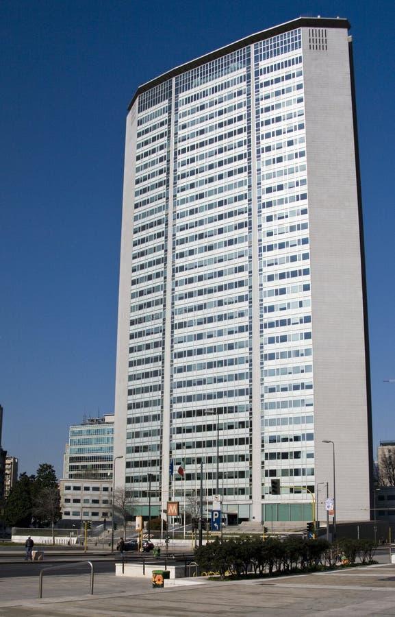Torre de Pirelli imagen de archivo libre de regalías