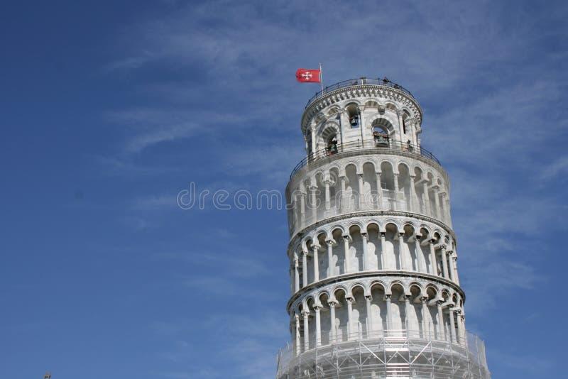 Torre de Pisa foto de stock