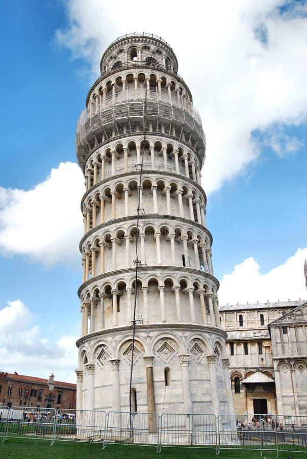Torre de Pisa imagem de stock royalty free