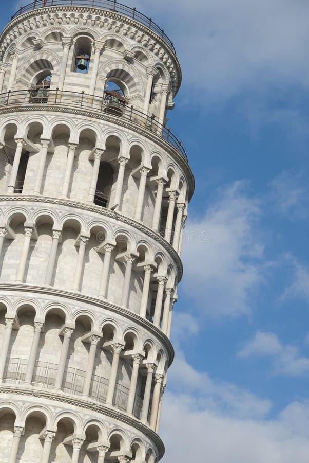 Torre de Pisa, Italia fotos de archivo libres de regalías