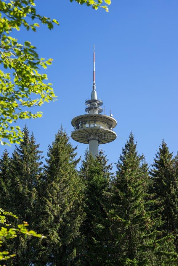 Torre de Plettenberg - top en primer imagen de archivo