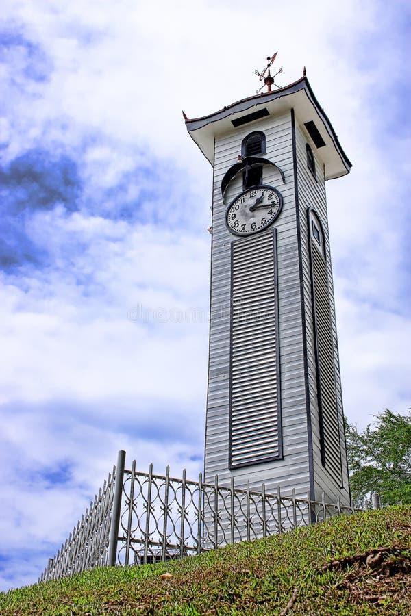 Torre de pulso de disparo de Atkinson foto de stock royalty free
