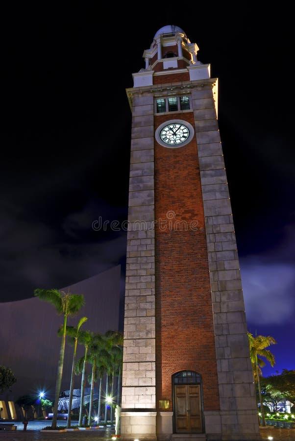 Torre de pulso de disparo de Victoria imagens de stock