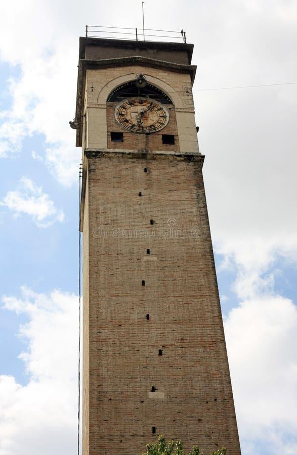 A torre de pulso de disparo em Adana imagem de stock