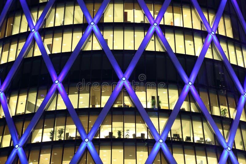 Torre de QIPCO en Doha, Qatar foto de archivo libre de regalías