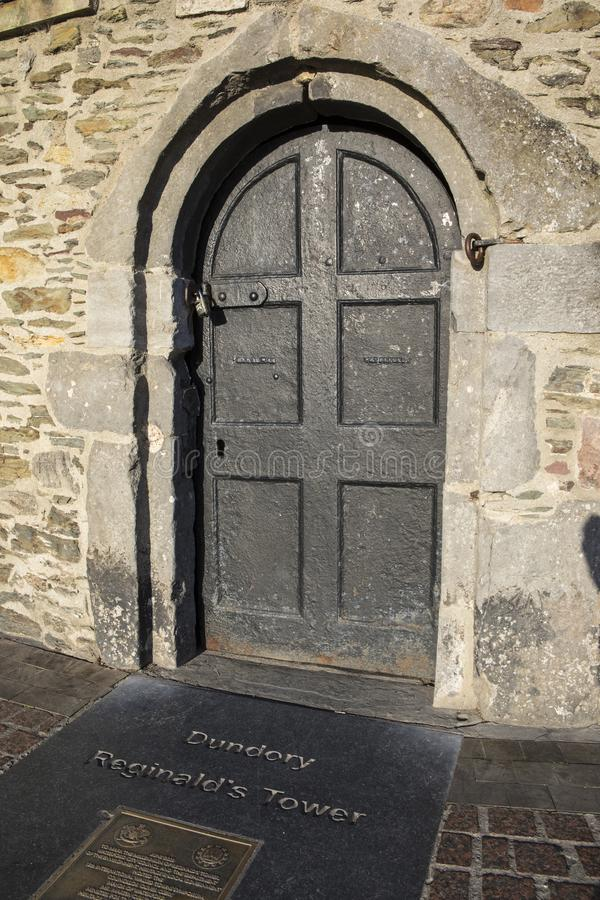 Torre de Reginalds en Waterford fotos de archivo libres de regalías
