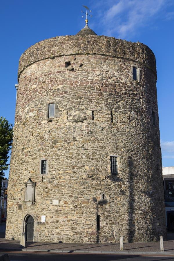Torre de Reginalds en Waterford foto de archivo