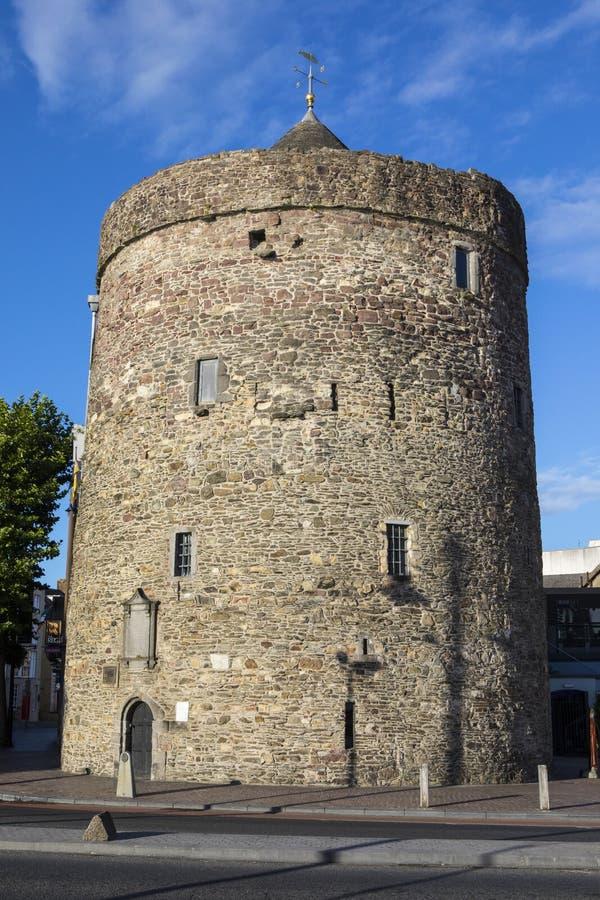Torre de Reginalds en Waterford fotografía de archivo