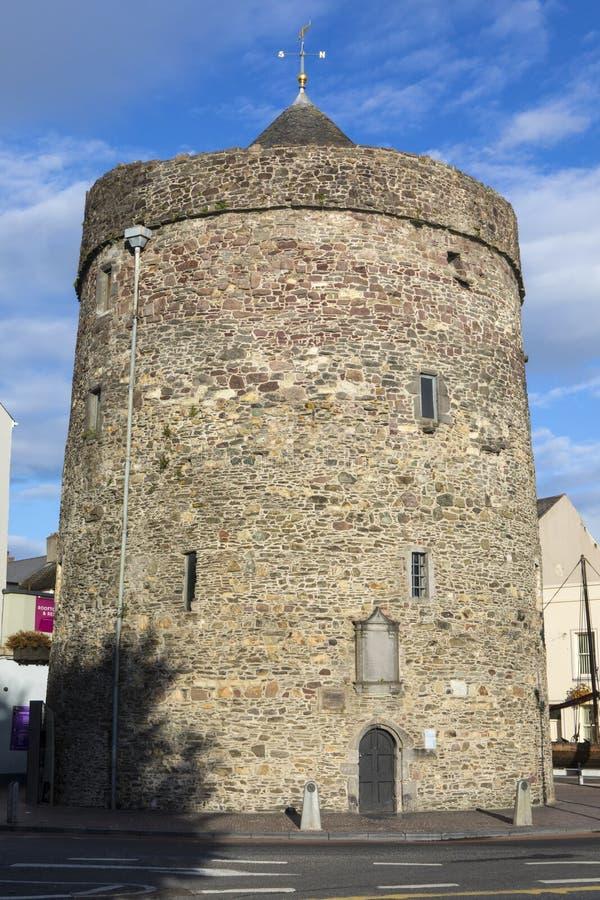 Torre de Reginalds en Waterford fotografía de archivo libre de regalías