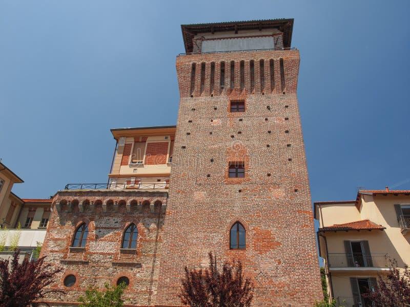 Download Torre de Settimo foto de archivo. Imagen de castillo - 42431574