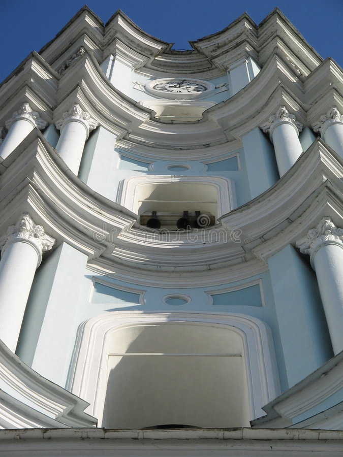 Torre de sino fotos de stock
