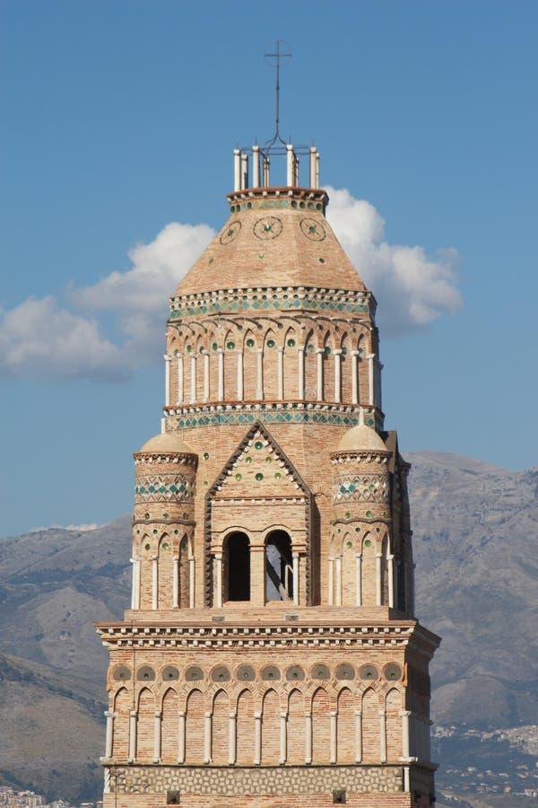 Torre de sino imagens de stock