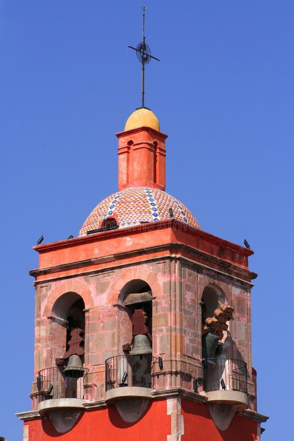 Torre de sino imagens de stock royalty free