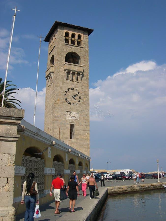 Torre de sino foto de stock royalty free