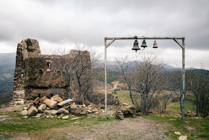 Torre de sino Georgian foto de stock royalty free