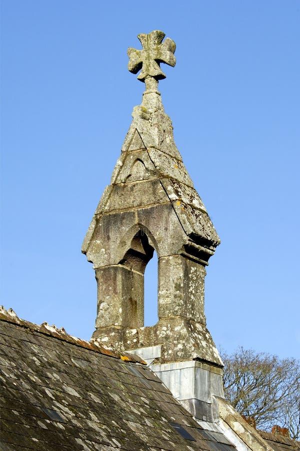 Torre de sino vazia imagem de stock royalty free