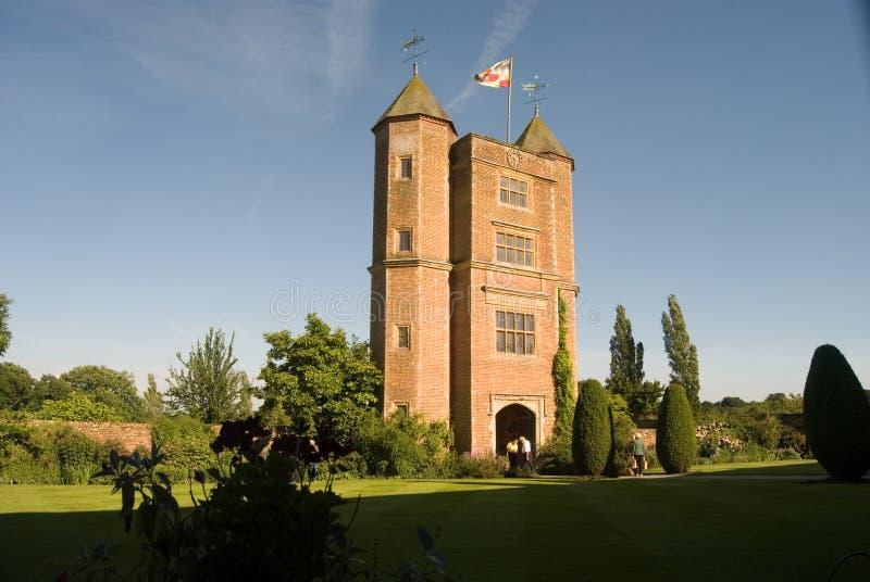 Torre de Sissinghurst foto de archivo
