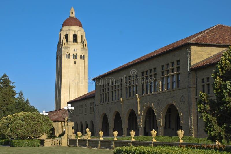 Torre de Stanford Hoover fotos de stock