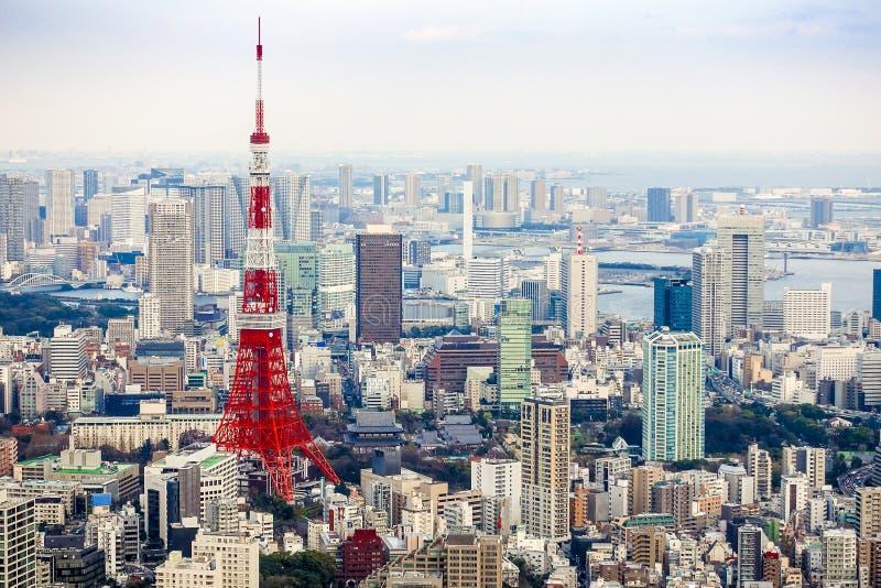 Torre de Tokio fotografía de archivo