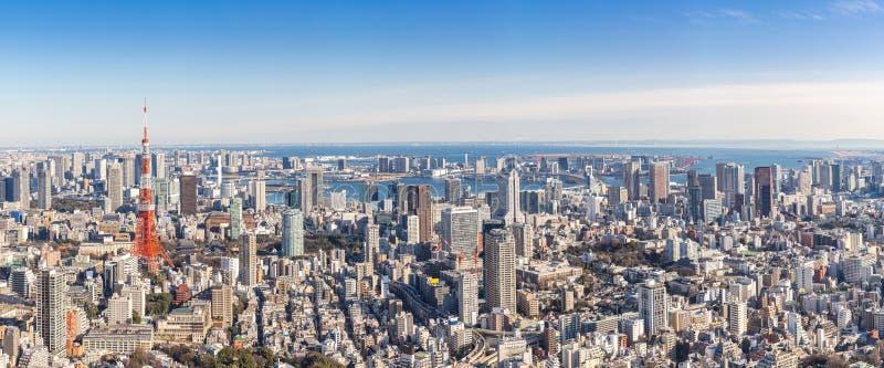 Torre de Tokio, Tokio Japón imagenes de archivo