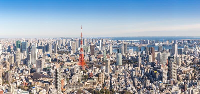 Torre de Tokio, Tokio Japón foto de archivo libre de regalías