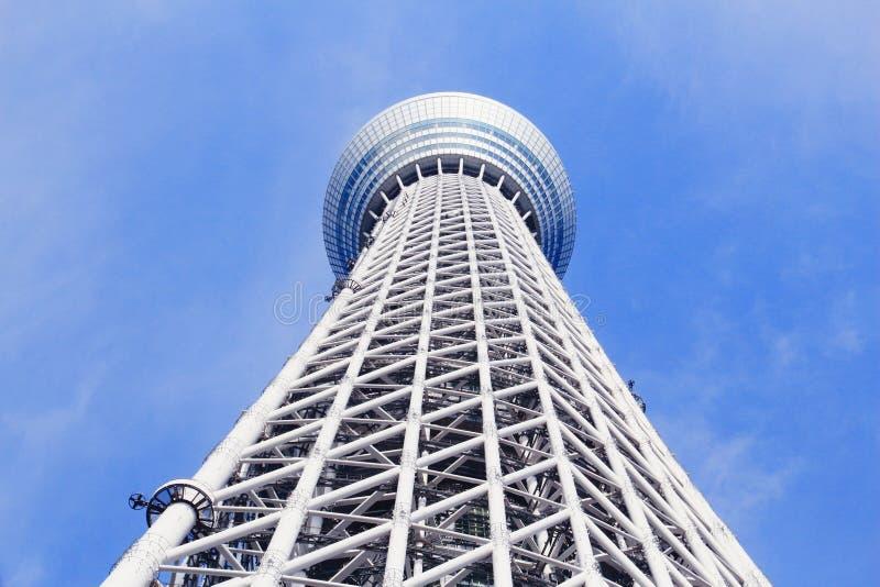 Torre de Tokio Skytree fotos de archivo libres de regalías