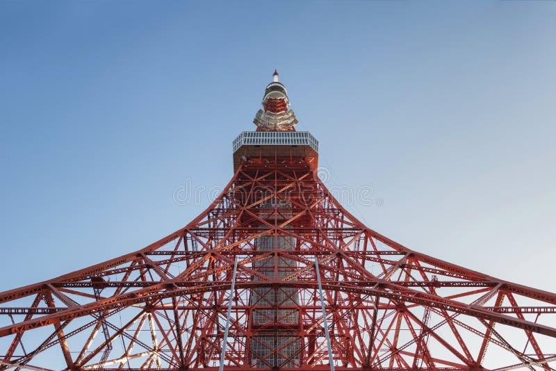Torre de Tokio, Tokio, Japón imágenes de archivo libres de regalías