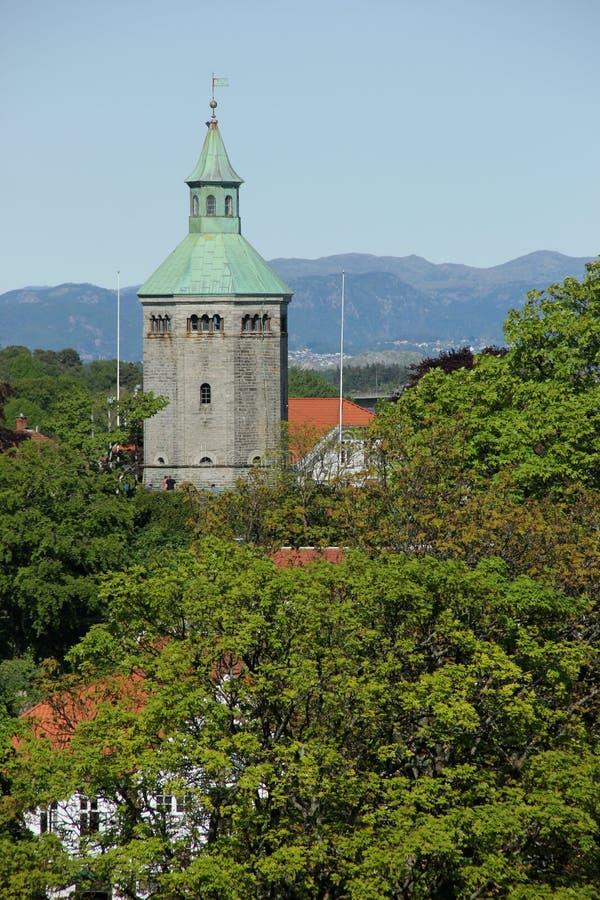 Torre de Valberg foto de stock royalty free