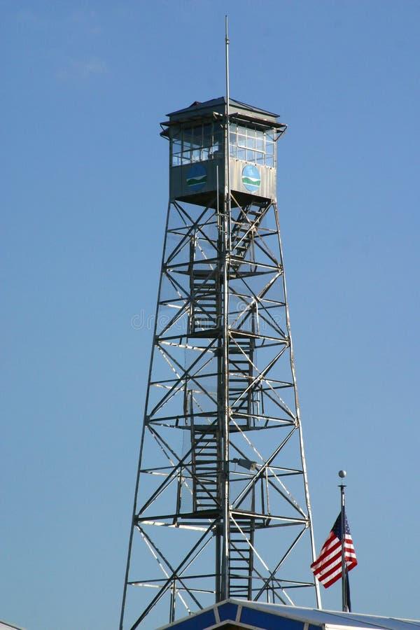 Download Torre de vigia imagem de stock. Imagem de guarda, relógio - 50489