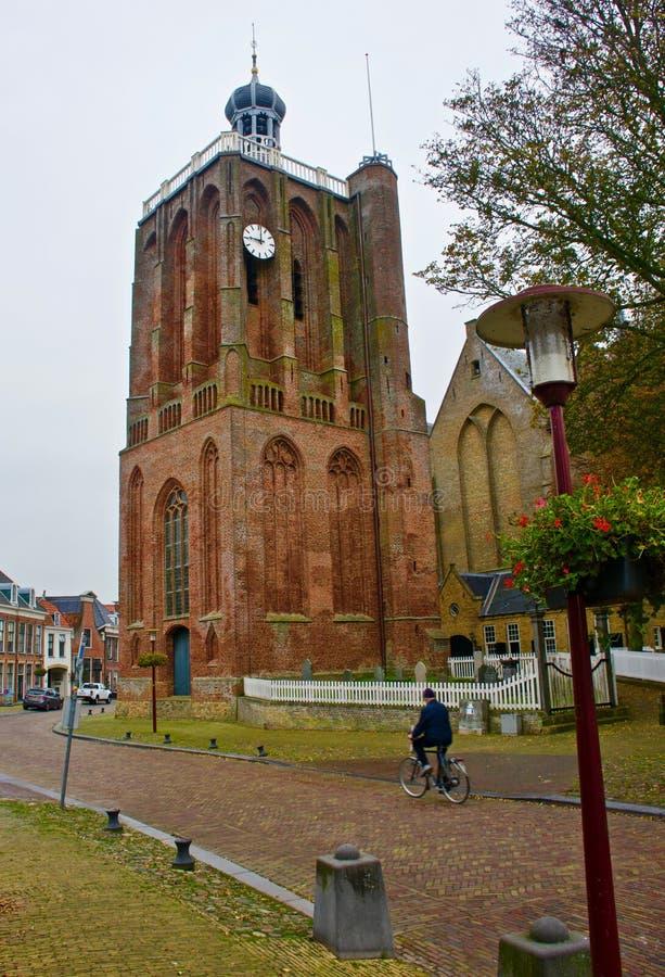 Torre de Workum imágenes de archivo libres de regalías