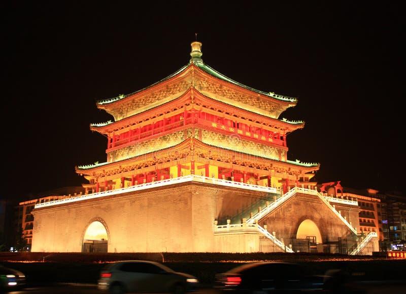 Torre de Xian foto de stock royalty free
