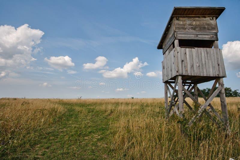 Torre dei cacciatori fotografia stock