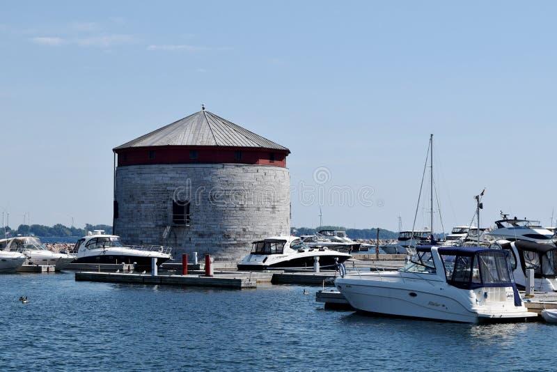 Torre del bajío, Kingston, Ontario, Canadá foto de archivo libre de regalías
