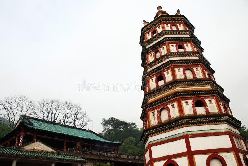 Torre del budismo