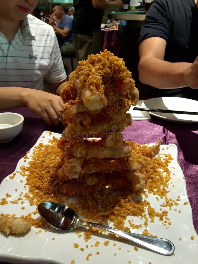 Torre del cangrejo de rey foto de archivo