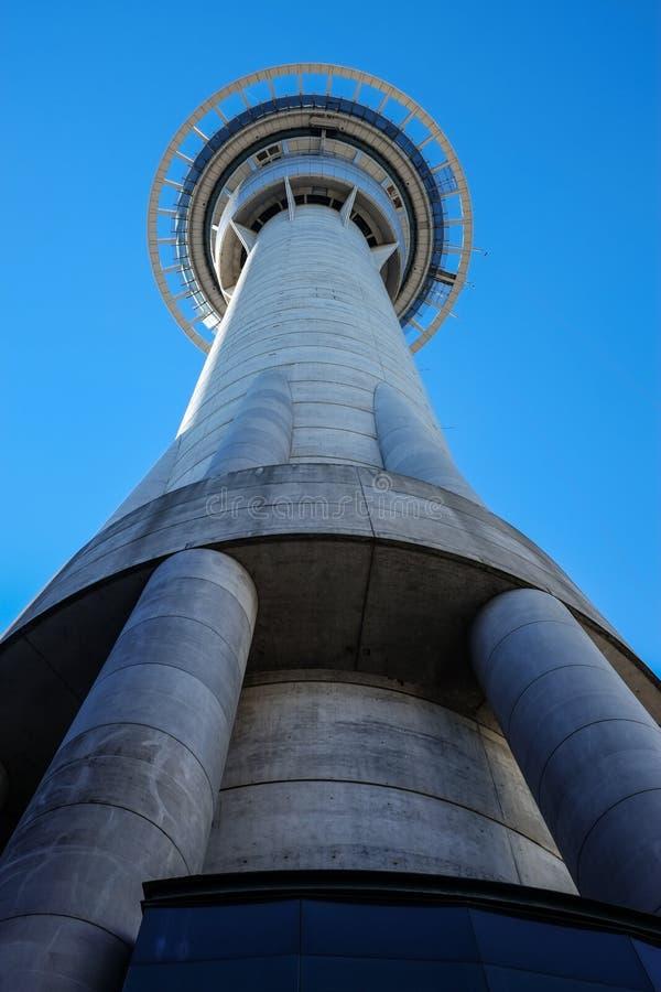 Torre del cielo fotografia stock libera da diritti
