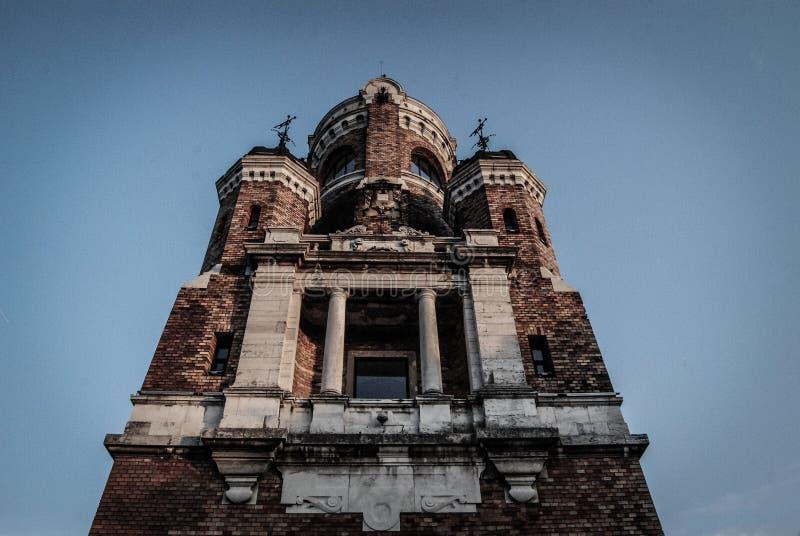 Torre del ¡ di GardoÅ fotografie stock libere da diritti