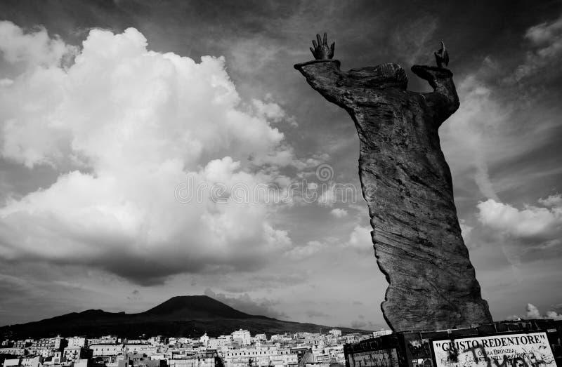 Torre del Greco royalty free stock photos